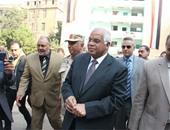 محافظ القاهرة يتفقد عددًا من اللجان الانتخابية بشبرا ومدينة نصر