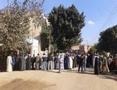 بالصور.. طوابير أمام اللجان الانتخابية بمركز أبو حماد فى الشرقية