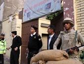 غلق 8 لجان لتأخر القضاة بمدرسة التجارة ببورسعيد