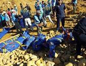 مصرع وفقدان 8 عمال جراء انهيار منجم فى إندونيسيا