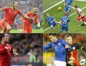 بالصور .. تعرف على تشكيل الحلم فى يورو 2016