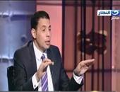 """بالفيديو.. سعيد حساسين لـ""""خالد صلاح"""": تقدمت بـ3 طلبات إحاطة بسبب كثافة المدارس"""