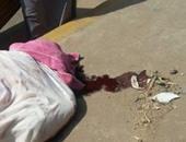 زحام مرورى بسبب إنقلاب سيارة ملاكى فى طريق اﻹسماعيلية / بورسعيد الصحراوى
