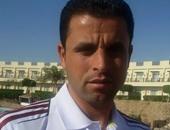 """صورة الراحل """"محمد حسام الدين"""" على قمصان حكام سيناء بشرم الشيخ"""