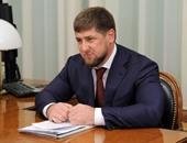 رئيس الشيشان: منفذو حادث الروضة الإرهابى ملعونون من الله ورسوله