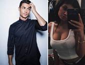 """رونالدو يثير الشكوك حول علاقاته النسائية بـ""""لايك"""" لصورة شقيقة """"كاردشيان"""""""