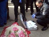 استشهاد 4 من رجال الشرطة فى إطلاق مجهولين النار على كمين المنوات بالجيزة