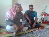 """""""أحمد"""".. يقطع 250 كم من وسط سيناء للوصول لمدرسته الثانوية بنويبع"""