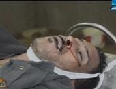 وائل الابراشى يعرض تقريرا عن وفاة متهم داخل حجز قسم شرطة شبين القناطر