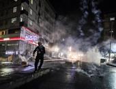 """بالصور.. مظاهرات حاشدة فى تركيا احتجاجا على مقتل رئيس نقابة محاميى """"دياربكر"""""""