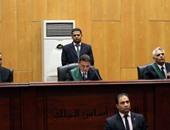 """بدء سماع الشهود فى إعادة محاكمة مرسى و23 آخرين بـ""""التخابر مع حماس"""""""