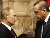 بوتين وأردوغان يناقشان سبل إحياء العلاقات الثنائية الثلاثاء المقبل
