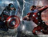 """Captain America"" يتحدى ""Iron man"" فى تريلر فيلم ""Marvel"" الجديد"