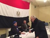 بدء تصويت المصريين بالخارج فى الانتخابات التكميلية على مقعد توفيق عكاشة