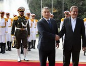 أوربان أول رئيس وزراء مجرى يزور إيران خلال 27 عاما