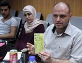 """خلال ندوة """"اليوم السابع"""".. 7 سوريين يتحدثون عن وضع اللاجئين ومستقبل بلادهم: لسنا """"إخوان"""" ولم نشعر بالغربة داخل مصر.. ويؤكدون: الإعلام وراء تقليص نسبة اللاجئين من مليون لـ250 ألفا"""