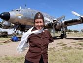"""""""جيسيكا"""" تدخل موسوعة جينيس كأول قائدة طائرات بدون ذراعين"""