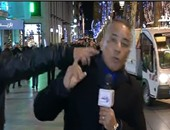 أحمد موسى يتعرض لموقف محرج على الهواء