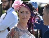بالصور..على هامش مسابقة خيول أسترالية وشابوه لأجمل قبعة نسائية حضرت المهرجان