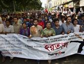 آلاف يتظاهرون فى بنجلاديش للتنديد بالتماس مقدم لمحكمة للتخلى عن الديانة الإسلامية