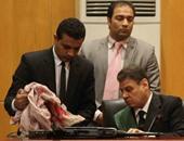 بالصور.. وثيقة عمل للهيئات الأجنبية ضمن أحراز أحد المتهمين بقضية مقتل ميادة أشرف