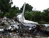بالصور... المتحدث الرئاسى: 41 قتيلا فى حادث تحطم طائرة بجنوب السودان