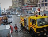 غدا أمطار غزيرة ورعدية بالسواحل الشمالية خفيفة على القاهرة والعظمى 28 درجة