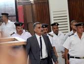 """بالفيديو والصور.. تأجيل إعادة محاكمة متهم فى قضية """"خلية الماريوت"""" لـ5 ديسمبر"""