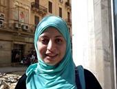 بالفيديو .. الطالبة ندي لـ وزير التعليم العالي كليه تربيه نوعية جامعةعين شمس بها إهمال كبير