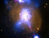"""مجرة أندروميدا أقرب المجرات تًرصد مساءً وتظهر كـ""""لطخة"""" ضبابية من الضوء"""