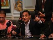 عبد الرحيم على: تهديدات الإخوان باغتيالى لن تخيفنى ولن توقف مسيرتى