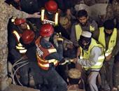 بالصور.. انتشال 99 ناجيا فى حادث انهيار مصنع بشرقى باكستان