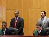 """المحكمة تبدأ فى عرض الأحراز بقضية """"كتائب أنصار الشريعة"""""""