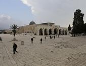عناصر من الشاباك تقتحم المسجد الأقصى المبارك