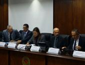 """بدء ندوة """"الانتخابات البرلمانية"""" بكلية اقتصاد وعلوم سياسية جامعة القاهرة"""