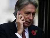 """وزير الخزانة البريطانى يحذر من مخاطر عدم التوصل إلى اتفاق """"بريكست"""""""