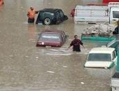 ارتفاع أعداد ضحايا السيول بالبحيرة لـ13 بعد محاصرة المياه لمنازلهم