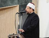 وزير الأوقاف يطالب باتخاذ الإجراءات الكفيلة لمواجهة السرقات العلمية