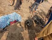 العثور على جثث 3 من أهالى رفح والعريش بها آثار طلقات نارية