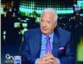 أحمد عكاشة: الاستهتار طبيعة العمل المصرى ولا بد من الردع والحزم لمن يخطئ