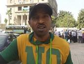 """بالفيديو..مواطن نوبى للشعب المصرى: """"إحنا أصل مصر"""""""