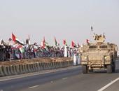 القوات المسلحة الإماراتية تدمر زورقين للميلشيات الحوثية فى البحر الأحمر