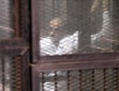 """بالصور.. تأجيل محاكمة المتهمين بحرق سيارة شرطة فى أحداث """"حدائق حلوان"""" لـ7 ديسمبر"""