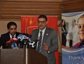 محمود طاهر: توفير كل إمكانيات النادى لخدمة أهلى دبى