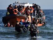 ضبط 76 شخصا مختلفى الجنسية فى 4 محاولات هجرة غير شرعية بكفر الشيخ