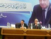 بالصور.. محمد عثمان يطالب المحامين بالاصطفاف خلف الدولة لمواجهة المؤامرات