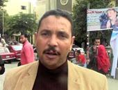 بالفيديو..مواطن يطالب المسئولين بتطوير محافظات الصعيد