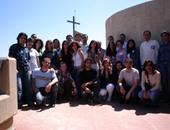 الاتحاد العالمى المسيحى للطلبة يناقش العيش المشترك بين المسلمين والمسيحيين