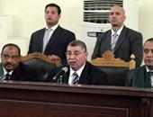 """بدء جلسة محاكمة المتهمين بقضية """"تنظيم ولاية حلوان"""" الإرهابى"""