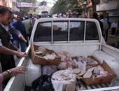 شرطة التموين تضبط 4 طن قمح مدعم و88 مخبز مخالف